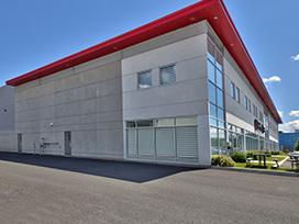Développements immobiliers dans le secteur industriel dans la région de Brossard et important promoteur dans le secteur industriel