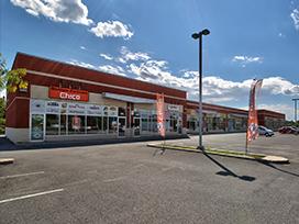 Développements immobiliers dans le secteur commercial dans la région de Brossard et important promoteur dans le secteur commercial