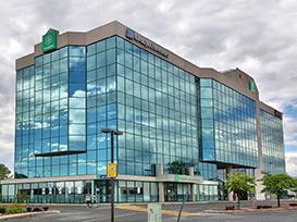 Développements immobiliers dans le secteur des espaces de bureaux dans la région de Brossard et important promoteur dans les espaces de bureaux