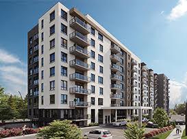 Développements immobiliers dans le secteur résidentiel dans la région de Brossard et important promoteur dans le secteur résidentiel