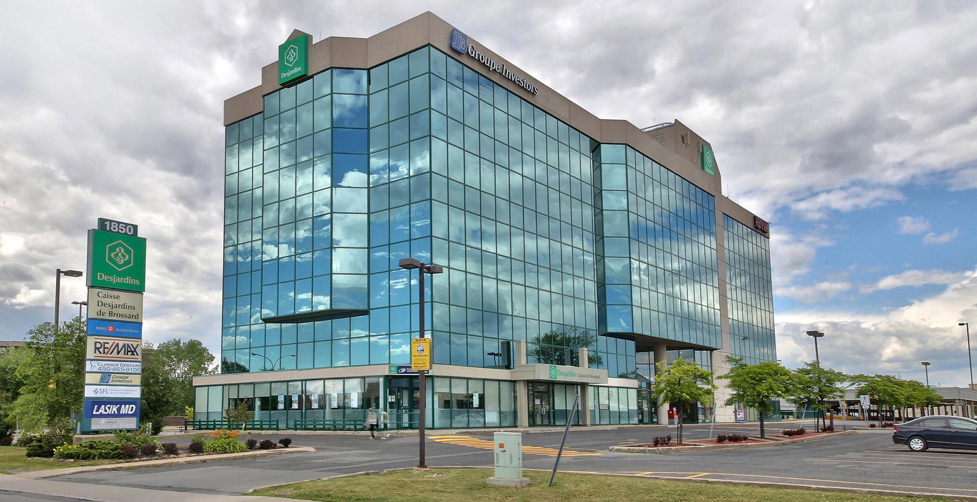 Quintcap est un développeur immobilier dans la région de Brossard - Nous sommes un des plus grands développeurs immobiliers